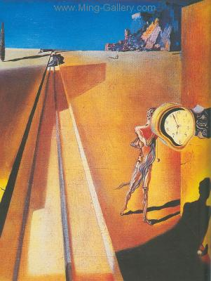 DAL0017 - Salvador Dali Surrealist Art Reproduction OilonCanvas Painting
