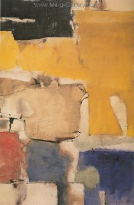 DIE0008 - Richard Diebenkorn Painting Reproduction