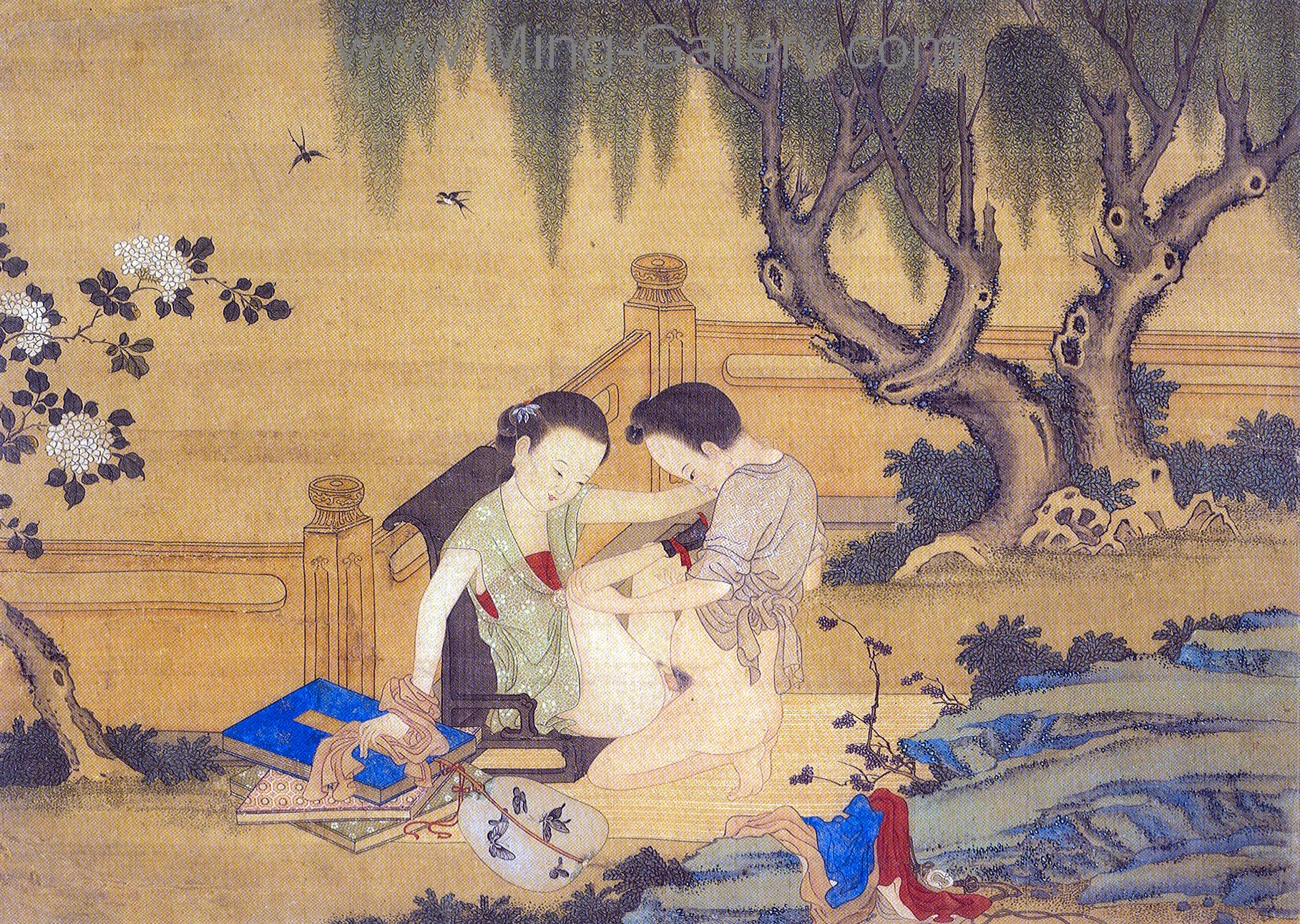ERC0007 - Chinese Erotic Art