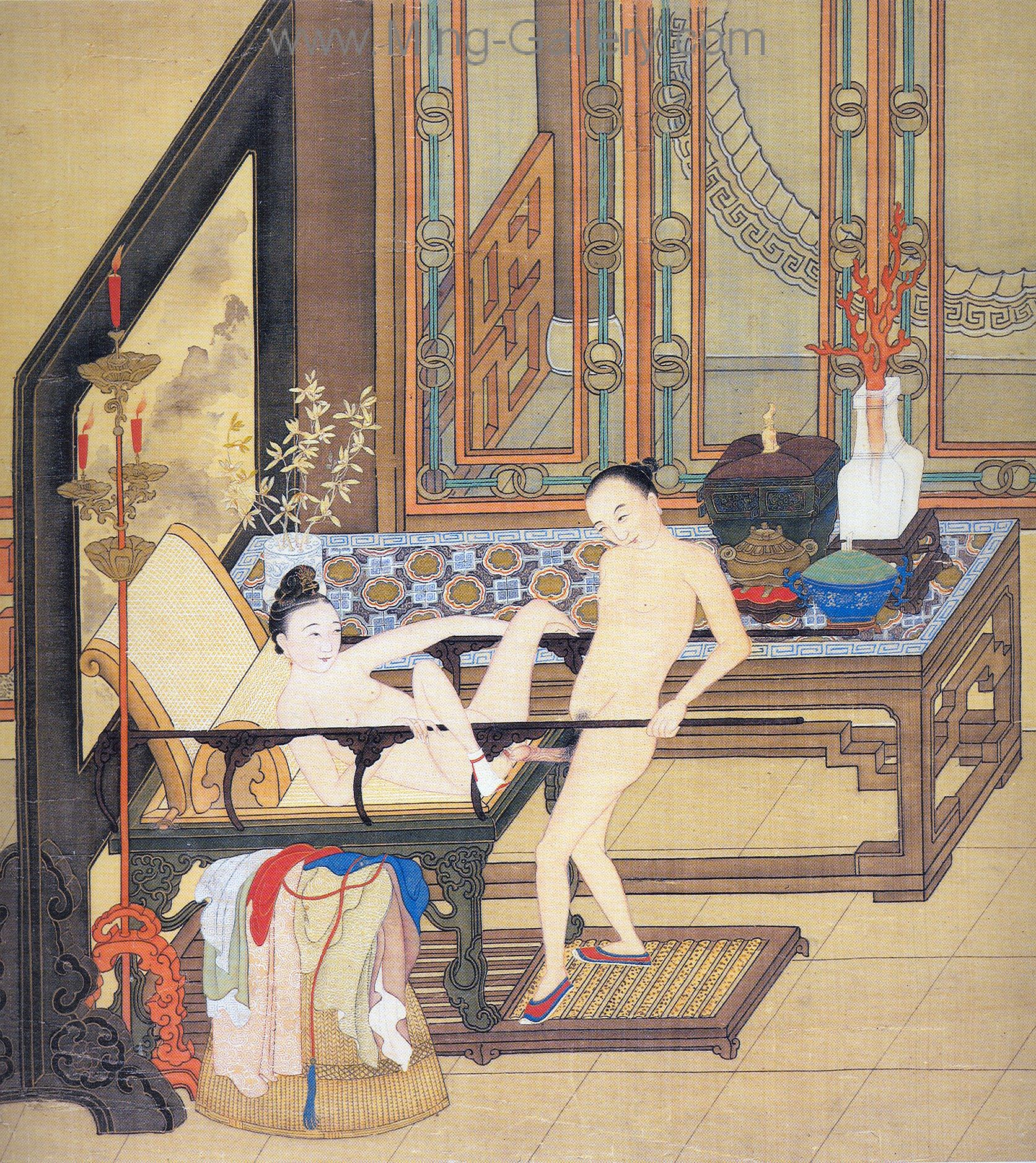 Idea necessary Chinese erotic art