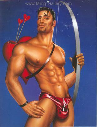 Gay pics gallery Gay Painting Gay0008 Pinturas Al Oleo Ming Gallery