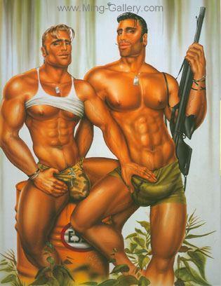 Gay pics gallery Gay Painting Gay0026 Pinturas Al Oleo Ming Gallery