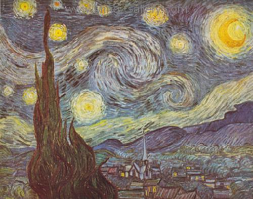 GOG0001 - Vincent van Gogh Art Reproduction