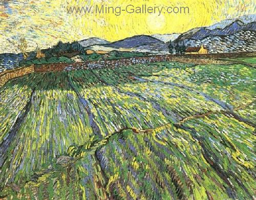 GOG0076 - Vincent van Gogh Art Reproduction