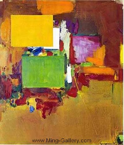 HOF0002 - Hans Hofmann Oil Painting Reproduction