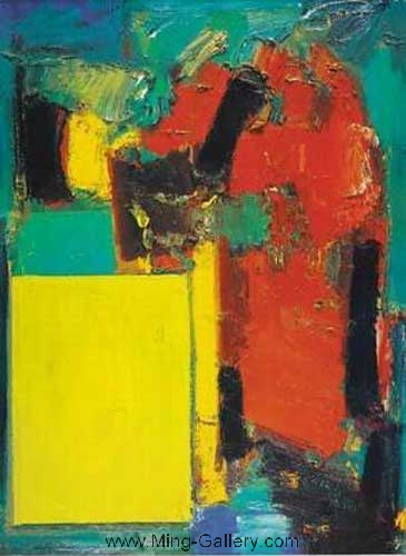 HOF0008 - Hans Hofmann Oil Painting Reproduction
