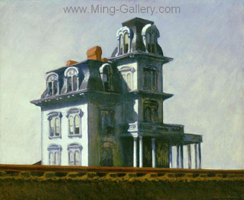 HOP0017 - Edward Hopper Art Reproduction