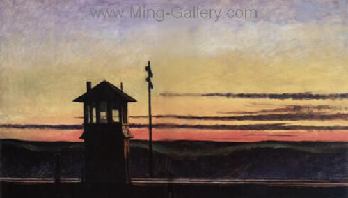 HOP0029 - Edward Hopper Art Reproduction