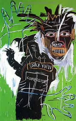JMB0001 - JeanMichel Basquiat Reproduction Art Oil Painting