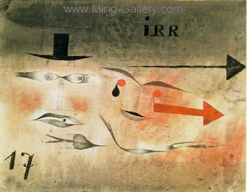 KLE0010 - Paul Klee Replica Art Oil Painting