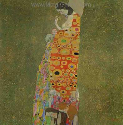 KLI0003 - Klimt Art Reproduction Painting