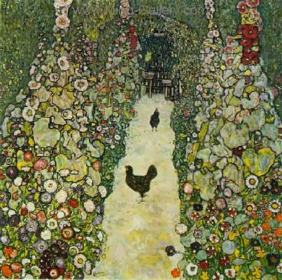 KLI0006 - Klimt Art Reproduction Painting
