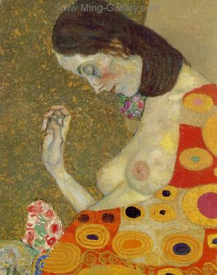 KLI0009 - Klimt Art Reproduction Painting