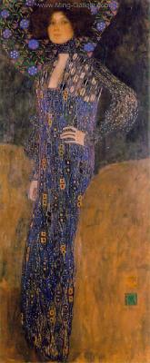 KLI0017 - Klimt Art Reproduction Painting