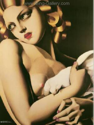 LEM0007 - Lempicka Reproduction Art