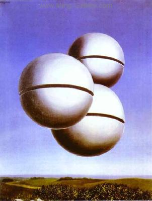 MAG0007 - Rene Magritte Surrealist Art Reproduction
