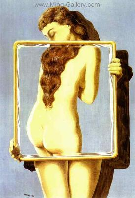 MAG0009 - Rene Magritte Surrealist Art Reproduction