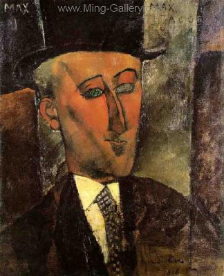 MOD0013 - Modigliani Copy Painting