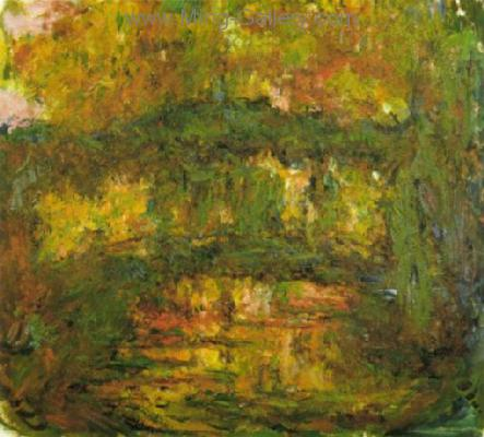 MON0008 - Monet Impressionist Art Painting