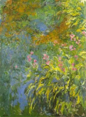 MON0012 - Monet Impressionist Art Painting