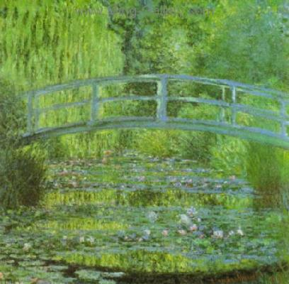 MON0037 - Monet Impressionist Art Painting