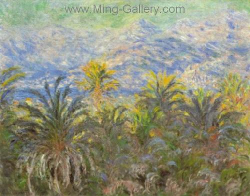 MON0057 - Monet Impressionist Art Painting