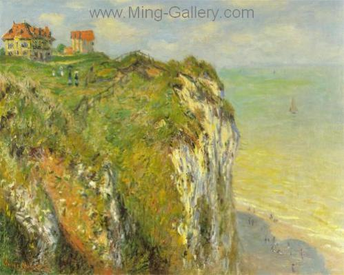 MON0064 - Monet Impressionist Art Painting