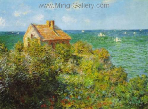 MON0067 - Monet Impressionist Art Painting