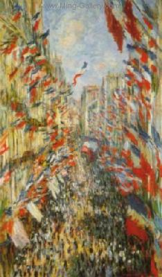 MON0081 - Monet Impressionist Art Painting