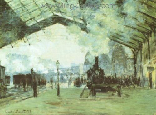 MON0085 - Monet Impressionist Art Painting
