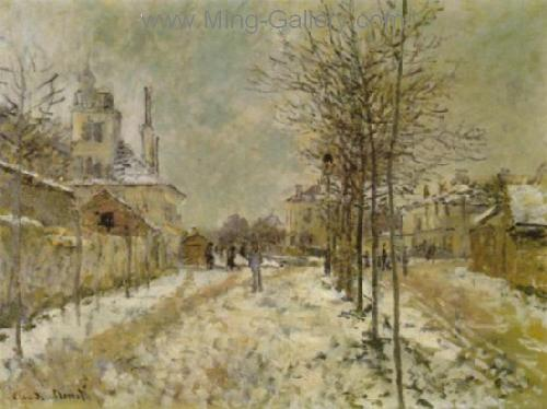 MON0091 - Monet Impressionist Art Painting