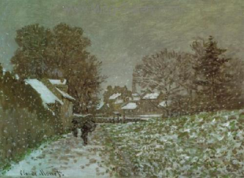 MON0092 - Monet Impressionist Art Painting
