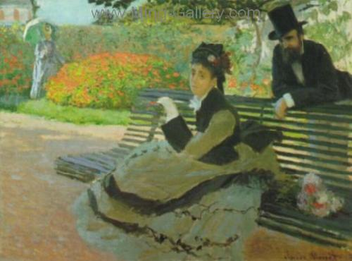 MON0094 - Monet Impressionist Art Painting
