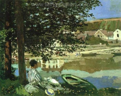 MON0111 - Monet Impressionist Art Painting