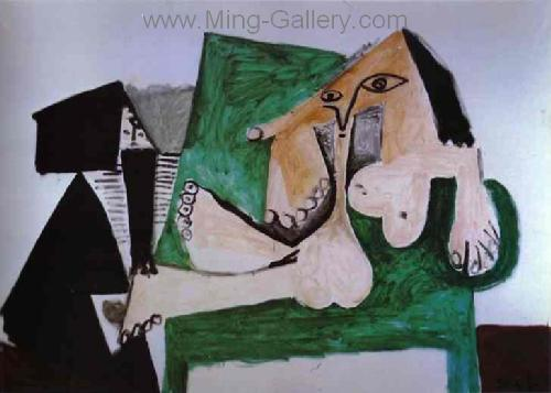 PIC0008 - Picasso Painting Art Reproduction