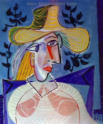 PIC0015 - Picasso Painting Art Reproduction