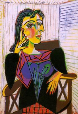 PIC0072 - Picasso Painting Art Reproduction