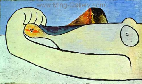 PIC0154 - Picasso Painting Art Reproduction