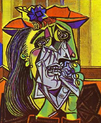 PIC0167 - Picasso Painting Art Reproduction