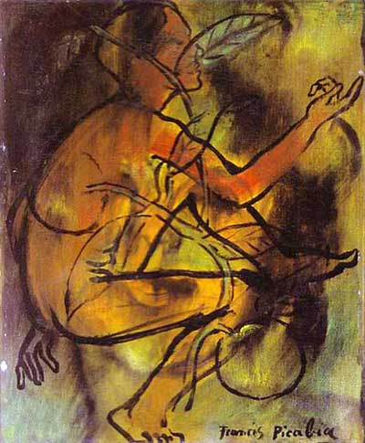 PIF0002 - Picabia Oil Painting Reproduction