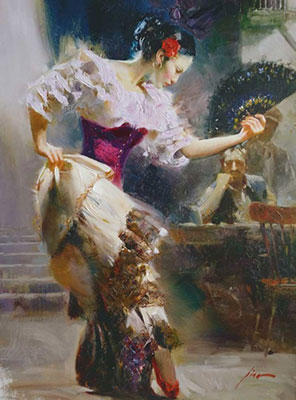 Pino1 - Daeni Art Reproduction Painting