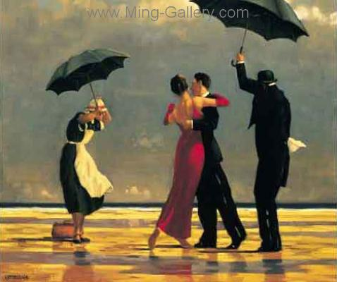VET0001 - Jack Vettriano Reproduction Art