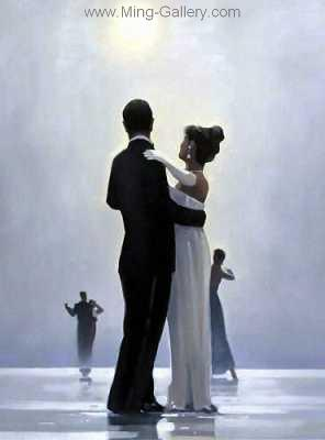 VET0009 - Jack Vettriano Reproduction Art