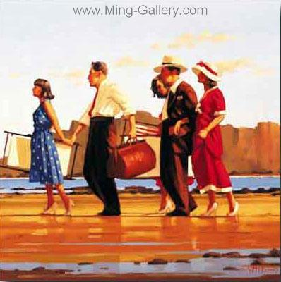 VET0011 - Jack Vettriano Reproduction Art