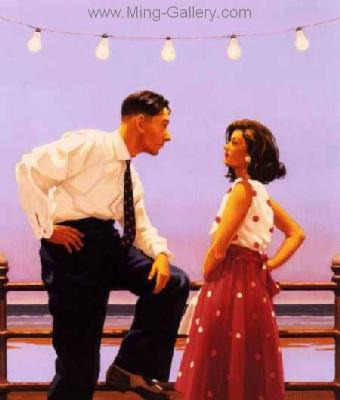VET0017 - Jack Vettriano Reproduction Art