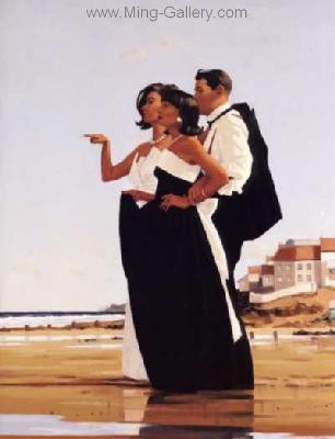 VET0021 - Jack Vettriano Reproduction Art