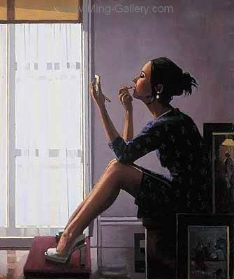 VET0025 - Jack Vettriano Reproduction Art