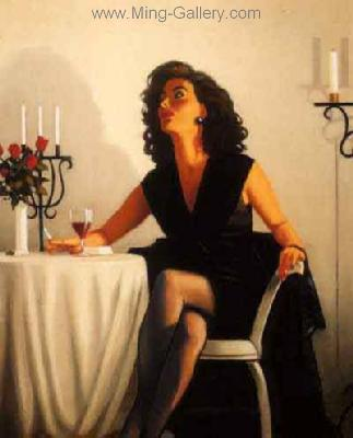 VET0038 - Jack Vettriano Reproduction Art