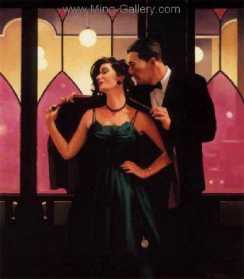 VET0046 - Jack Vettriano Reproduction Art