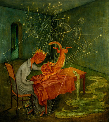 Varo49 - Varo  Art Reproduction Painting